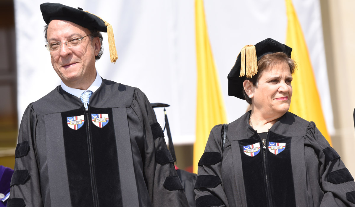 2018 honorary degree recipients